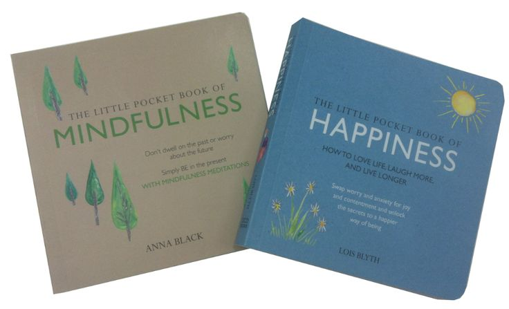 Little books to help you take a moment, breathe and carry on.