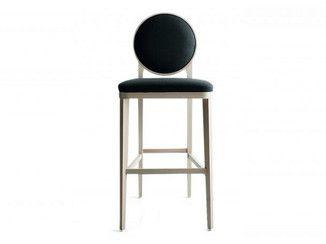 Cadeira alta com apoio de pés PLAZA 1502 - Bross Italia