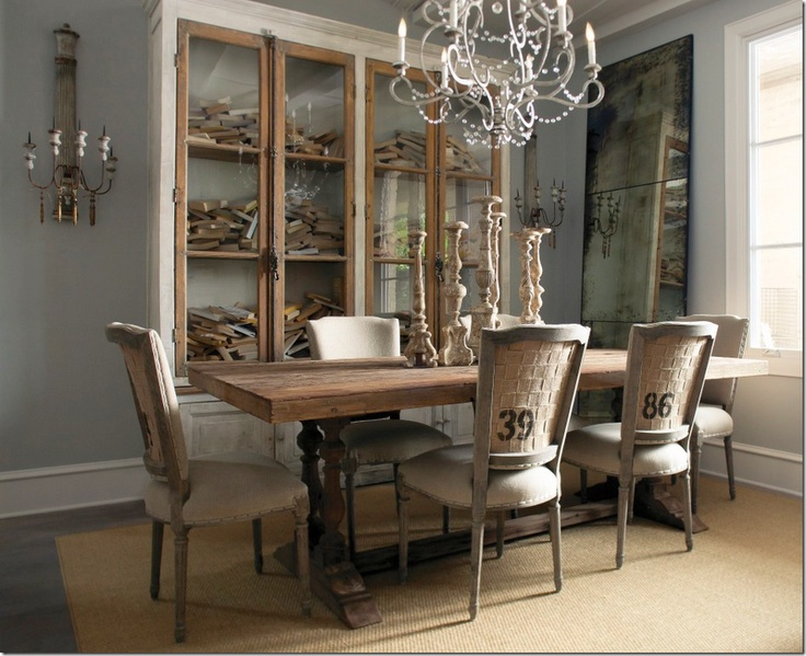 1000 Images About My French Farmhouse Dining Room On