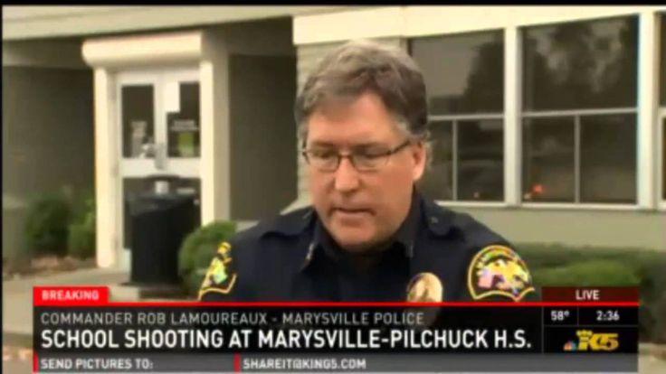 Washington High School Shooting Jaylen Ray Fryberg Shooter Seattle Marys...