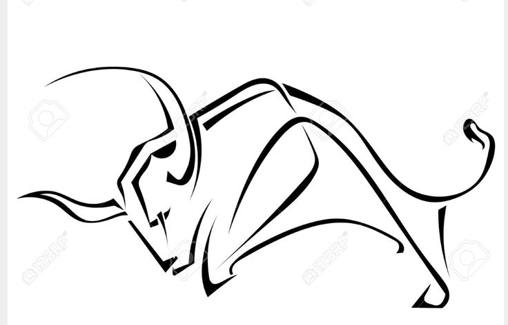 Tableau de taureau