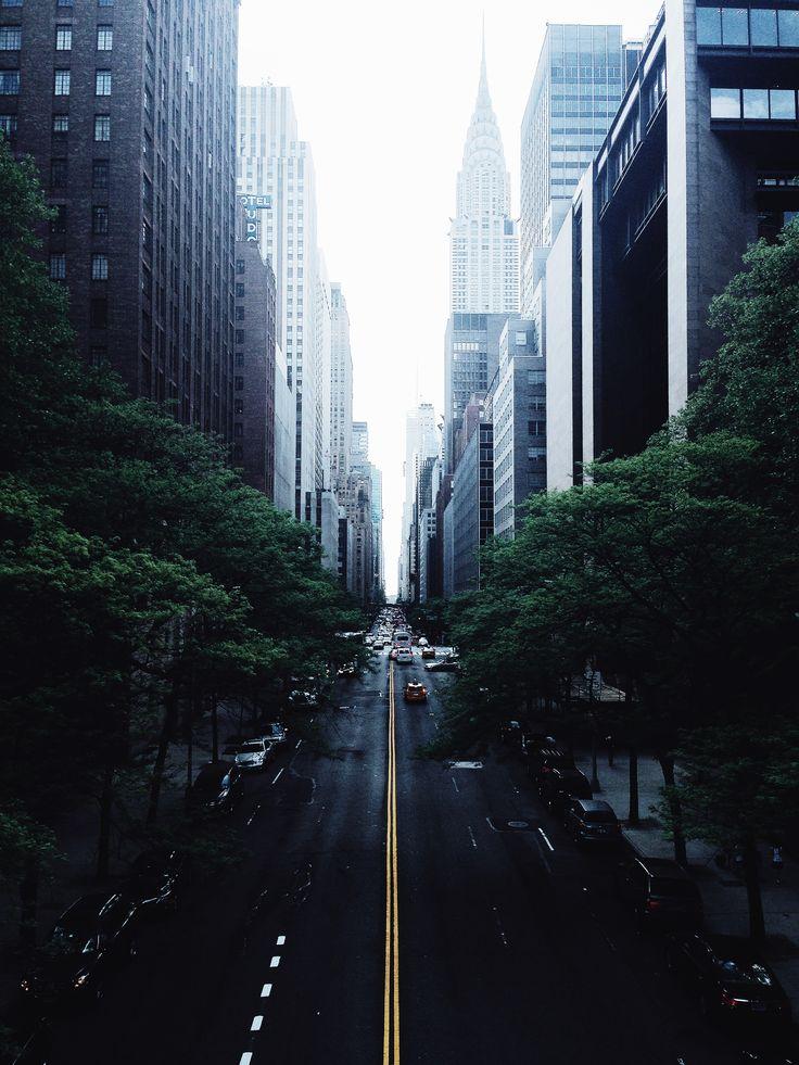 Dmitry Belov NYC street