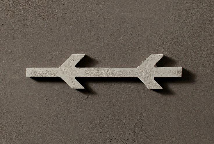 Exit - grey terracotta