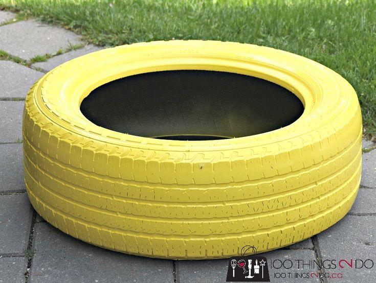25+ unique Tire seats ideas on Pinterest