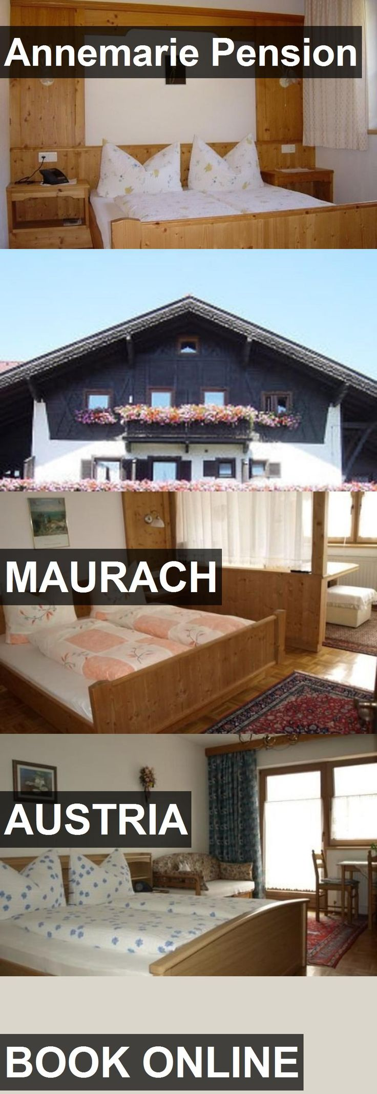 Hotel Annemarie Pension in Maurach, Austria. For more information, photos, reviews and best prices please follow the link. #Austria #Maurach #AnnemariePension #hotel #travel #vacation