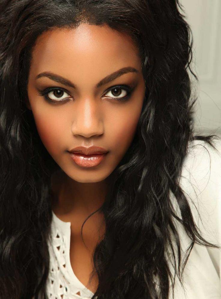 871 Best PRETTY BLACK GIRLS Images On Pinterest