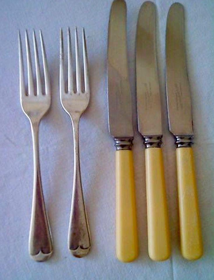 Grandma's cutlery x