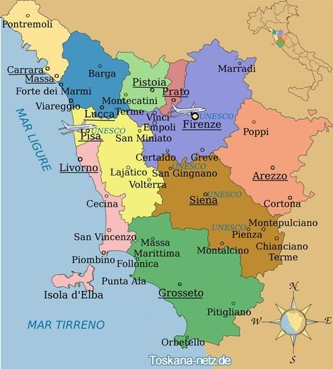 federnuoto toscana livorno map - photo#10