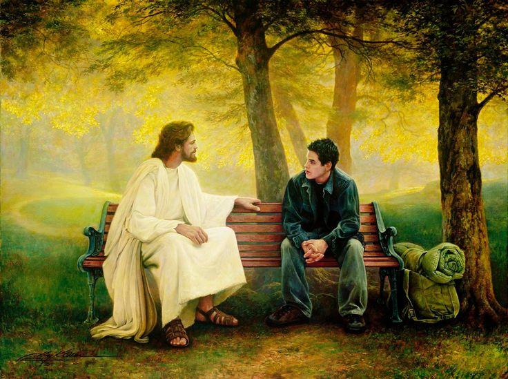 O convorbire între omul rugător şi Dumnezeu - Live A Good Life