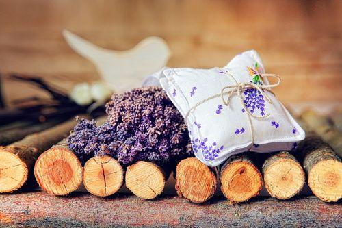 Voňavé vankúšiky do prádla #handmade #levandula #lavender #rucnapraca