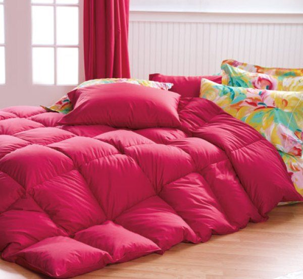 Cuddledowns, Vibrant Bedspreads and Comforters - OH MY! | Jenn's Blah Blah Blog