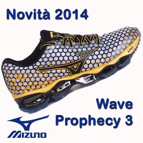 Novità 2014 #Running! #Mizuno Wave Creation 15. http://buff.ly/1dgtkH0