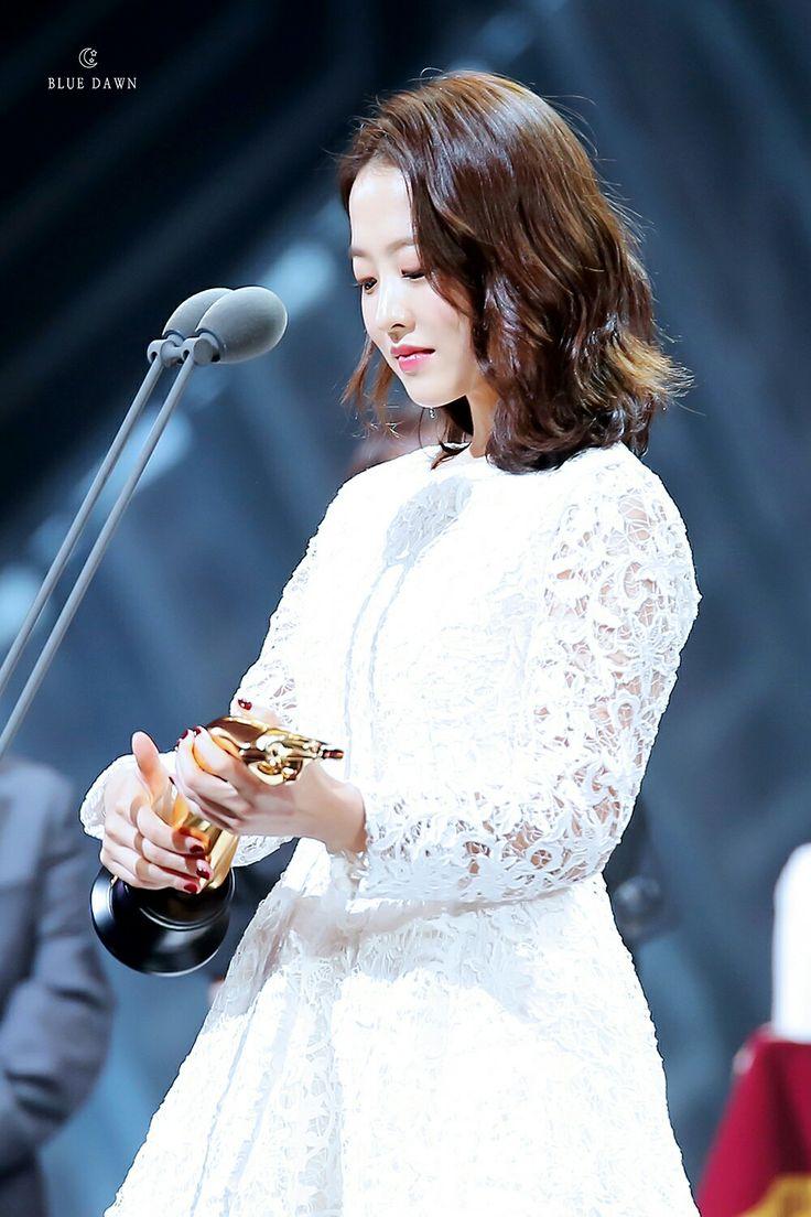 Park Bo young at Seoul awards 2017