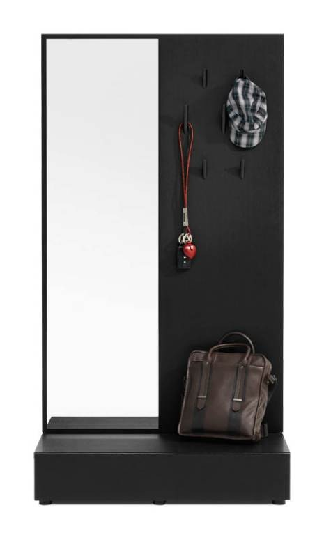 BoConcept unit ... check your outfit, hang your hat, drop your keys ... perfect unit for the hallway