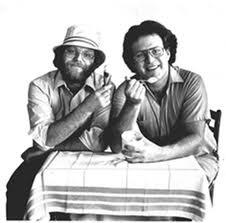 Ben Cohen & Jerry Greenfield, cofounders Ben & Jerry's Ice Cream