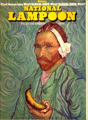 National Lampoon Magazine  # 43 - October 1973 pdf Back Issues Collection  Archives Download DVD Ebay
