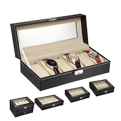 https://zenmerchandiser.com/shop/synthetic-leather-watch-box-display-case-organizer-glass-top/