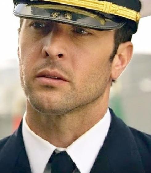 Blane's Navy Seal days