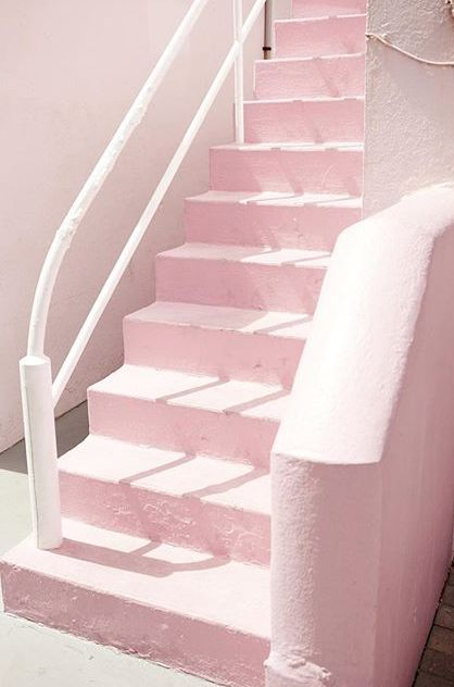 Stairs to Rosé-Heaven ☆ Join our Pinterest Fam: @SkinnyMeTea (140k+) ☆ Oh, also use our code 'Pinterest10' for 10% off your next teatox