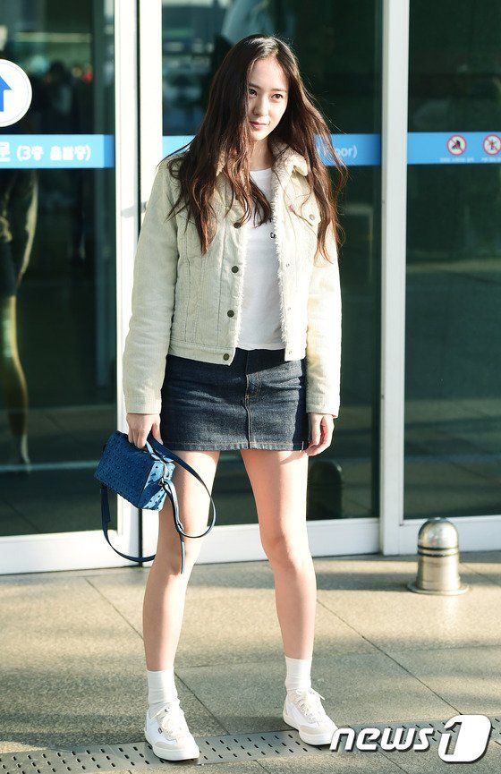 Krystal Street Style Images Galleries With A Bite