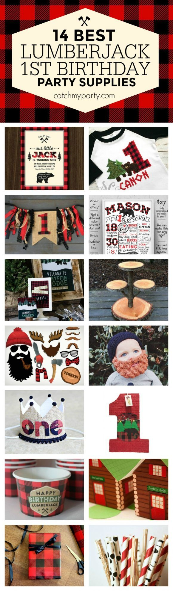 68 best Party Idea Roundups images on Pinterest Birthdays Magical