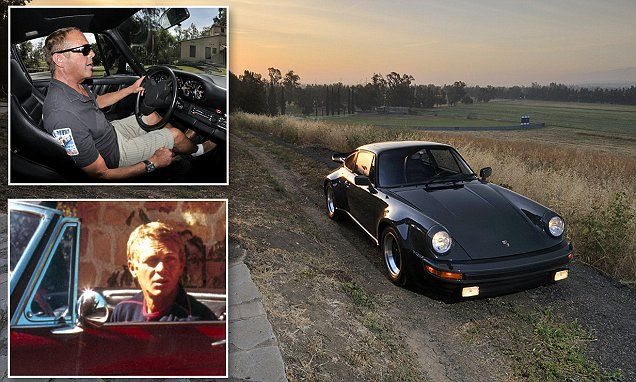 Steve McQueen bought the Porsche 930 Turbo Carrera after falling in love with it while filming Le Mans. The car was delivered in 1976 just before he died, making it the last he ever ordered.