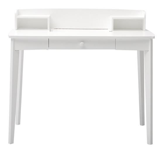 Sigrid skrivbord vit