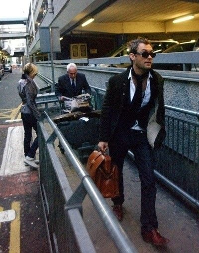 주드 로, 섹시한 남자 주드로 Jude Law 의 숨길 수 없는 매력에 빠져들다.