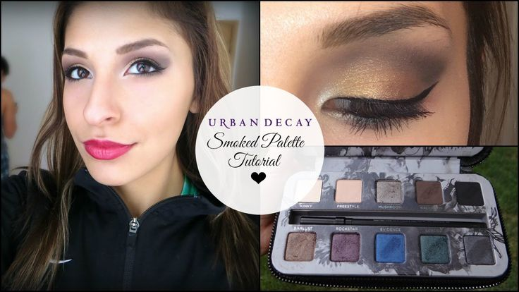 Smoked Palette Eyeshadow Tutorial | Urban Decay IMPORTANT INFORMATION: Hey Loves! Thank you guys so much for watching! Please be sure to Subscribe and follow me on Twitter and on Instagram for updates :) Valentines Day Surprise Info: So i've decided that i'll be sending out Valentines Day cards to maybe 10 or more girls who inbox me their addresses! Please DO NOT comment/show your address or personal information in the comment section. Please be sure to Inbox me your address on Facebook…