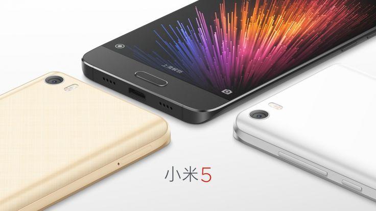 Xiaomi Mi 5, sadece 7.25 mm. kalınlığında ve 4 MP çözünürlüğündeki Ultra Piksel ön kamerası ile parmak izi sensörü bulunuyor.