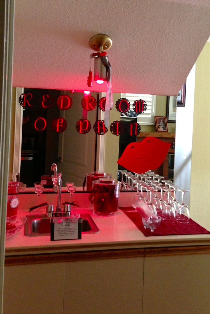 50 Shades of Fun - Pretty My Party - Party Ideas