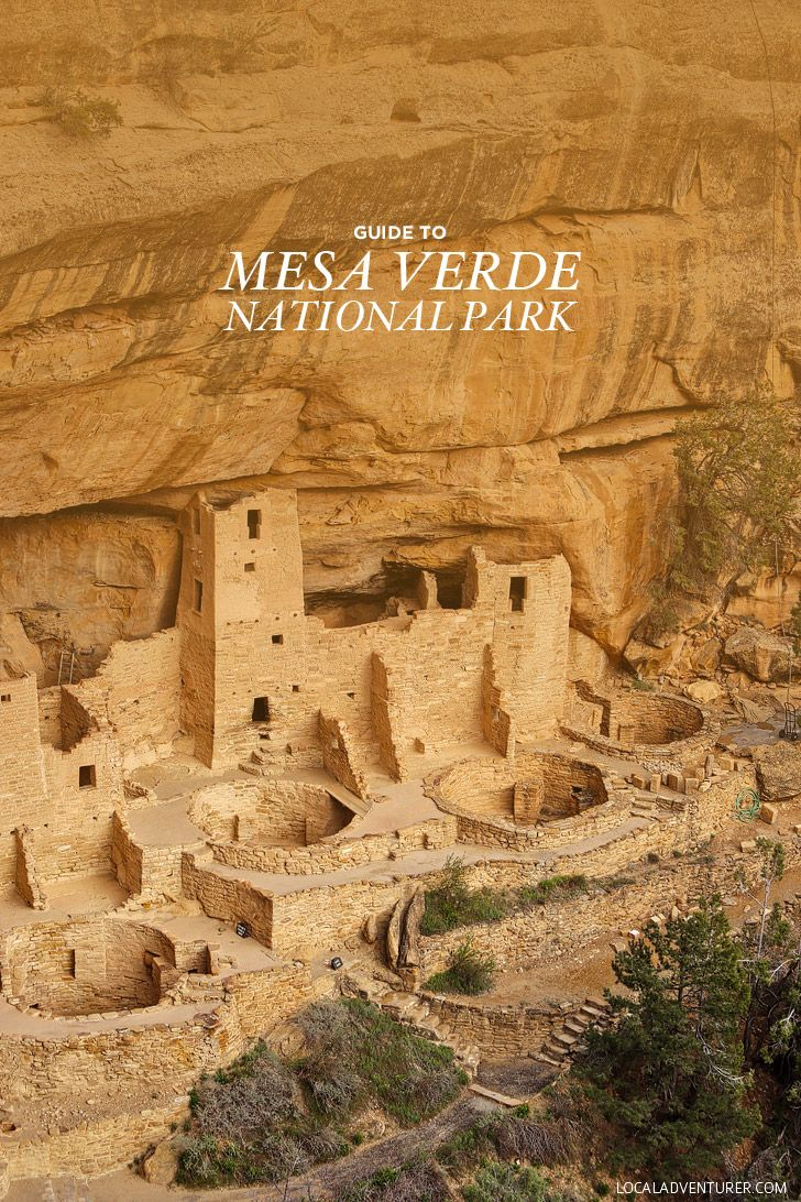 Planning a trip to Mesa Verde National Park in Colorado? Here are 7 things for you to do. Which ones will you add to your Mesa Verde travel plans?