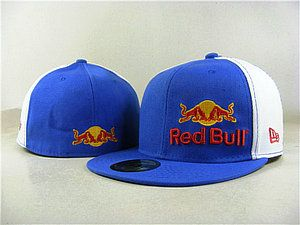 Gorras Red Bull Fitted 0056