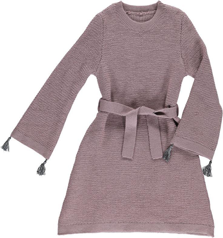Nydelig kjole i 100% ull, myk og god