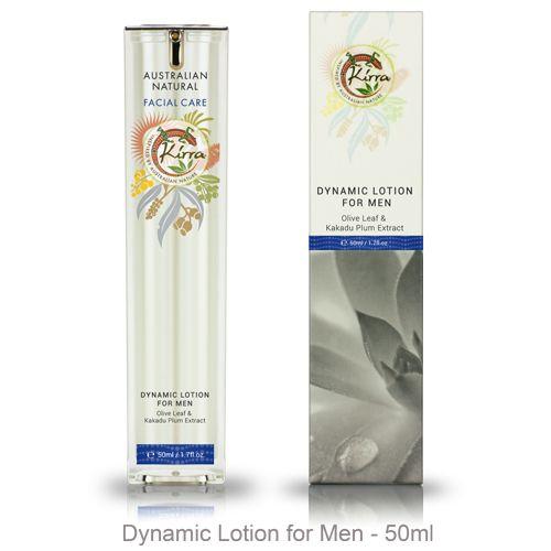 Dynamic Lotion for Men