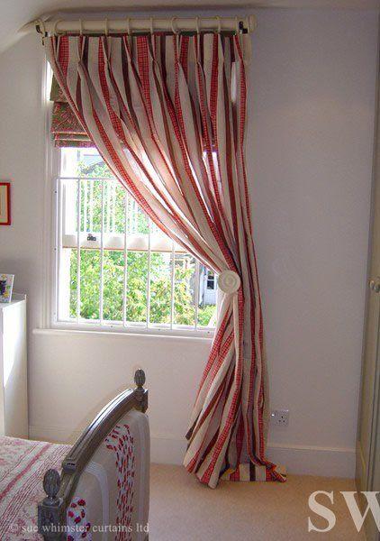 Roman Blinds Ideas For Bedroom