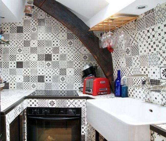 50+ Parisian Kitchen Decor Small Spaces