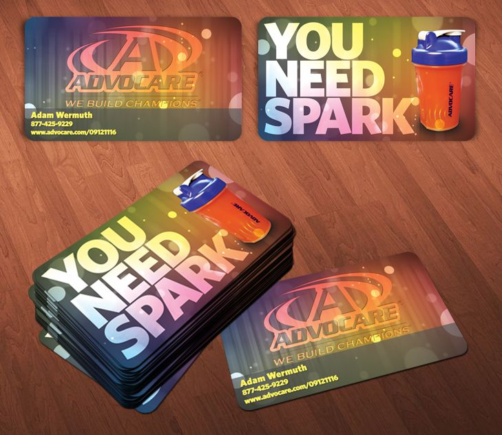 Advocar business cards and custom prints!!