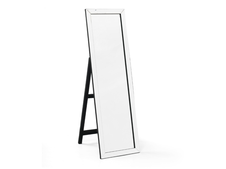 A great Urban Standing Mirror to go with any #bedroom, with Silver as the colour it will fit right in.
