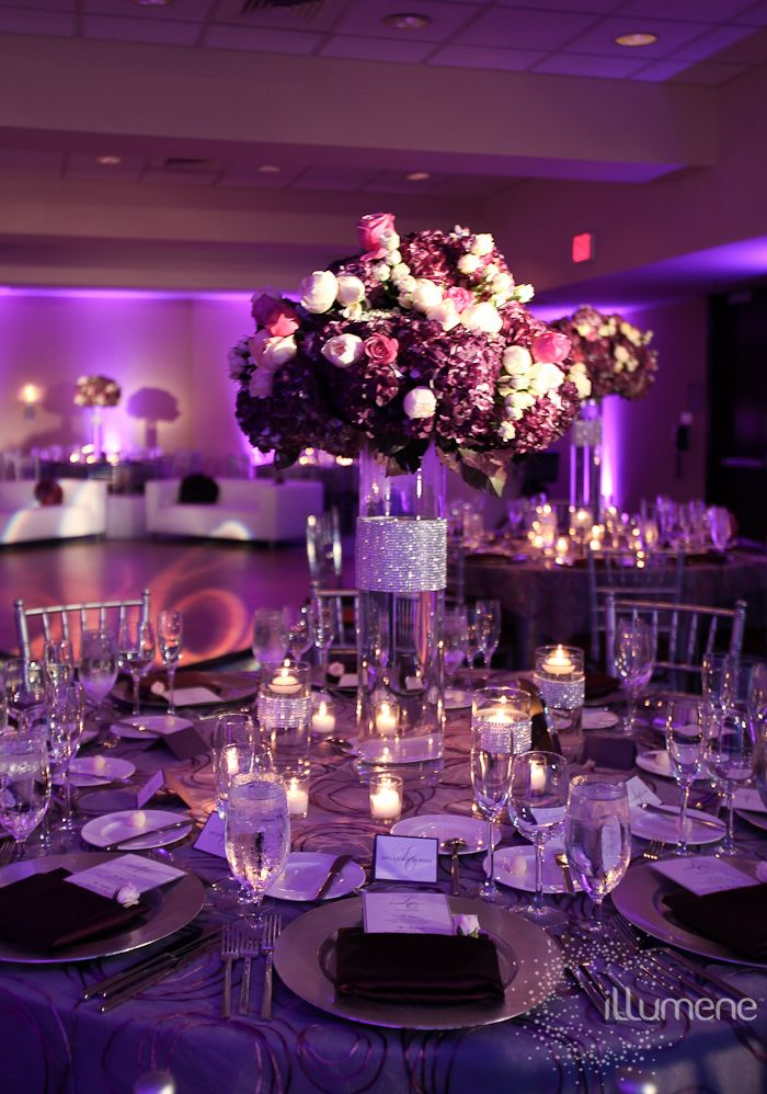 The Westin Resort and Spa wedding lighting