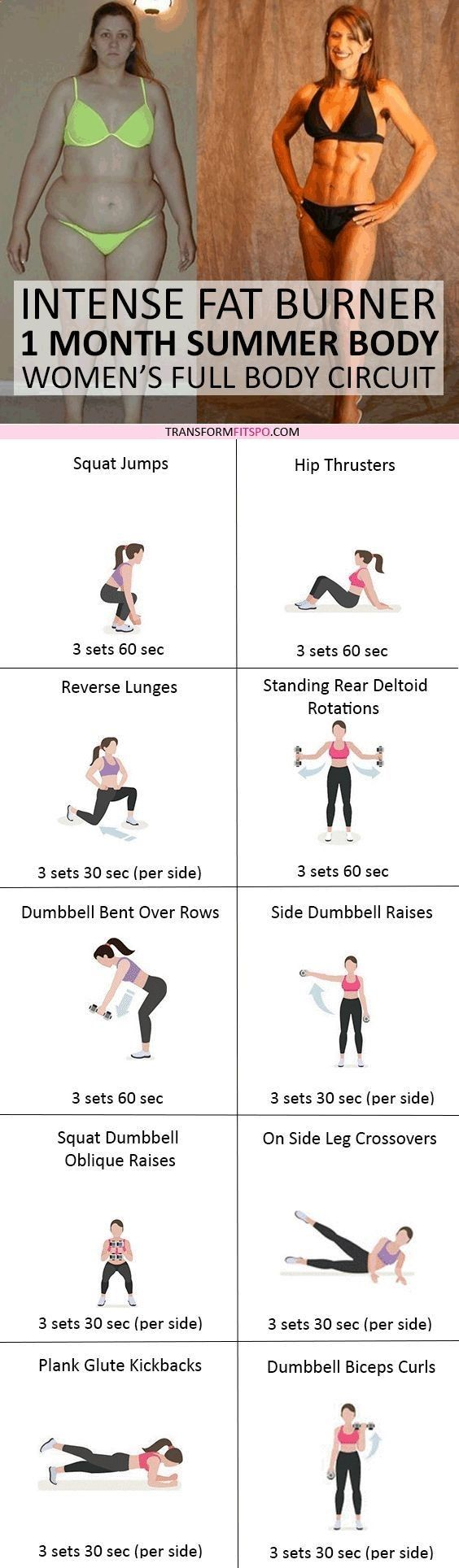 Yoga-Get Your Sexiest Body Ever #womensworkout #workout #femalefitness Repin and share if this workout melted your fat! Click the pin for the full workout. Get your sexiest body ever without,crunches,cardio,or ever setting foot in a gym