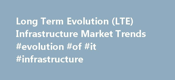 Long Term Evolution (LTE) Infrastructure Market Trends #evolution #of #it #infrastructure http://swaziland.remmont.com/long-term-evolution-lte-infrastructure-market-trends-evolution-of-it-infrastructure/  # The global market for Long Term Evolution (LTE) Infrastructure is projected to reach US$45.8 billion by 2020, driven by planned network expansions among telecom operators to accommodate high bandwidth services. While first-release LTE standard has already achieved considerable penetration…