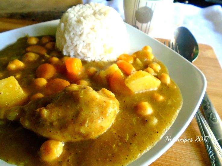 For complete recipe, here : http://www.netirecipes.com/2017/12/resep-nasi-kare-jepang-ayam.html