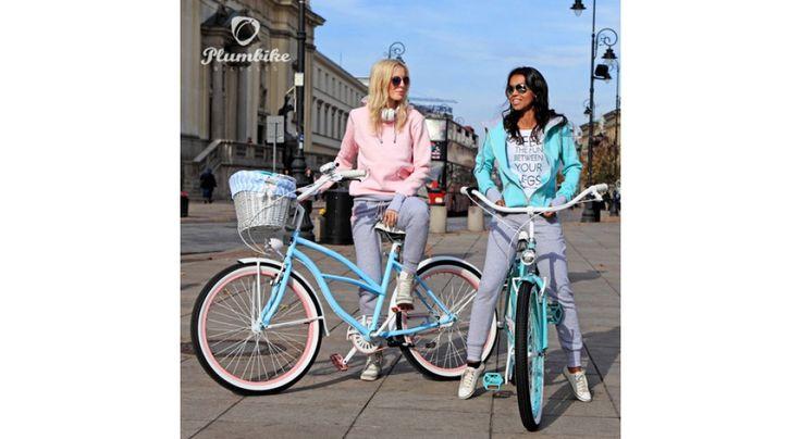 PERSONALIZA TU BICI  Cruiser FRESH con personalizadas llantas en color rosa ✔ Y cual es vuestra favorita combinación de colores❓❕ El botón de configurador de la bicicleta lo encontrarás en cada bici en nuetra tienda www.favoritebike.com