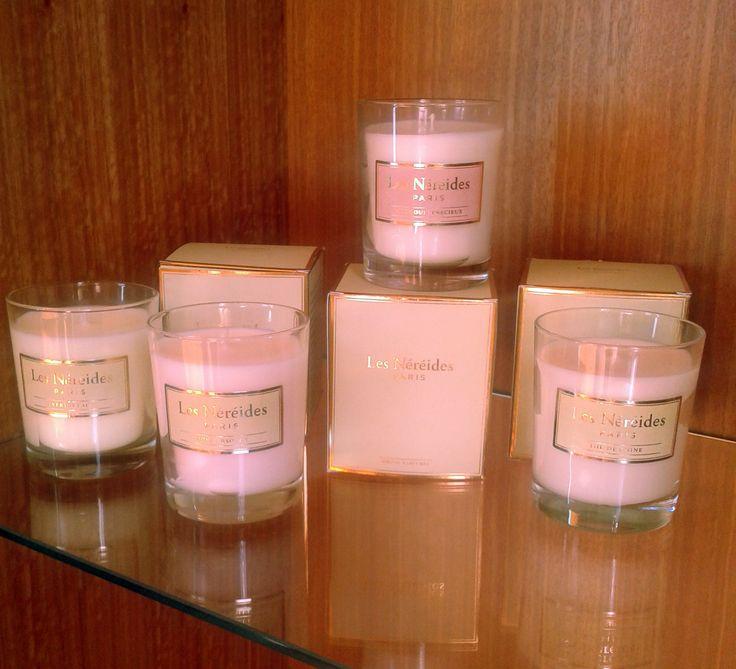 Les Nereides Candles