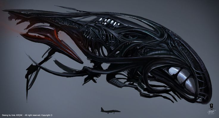 Click this image to show the full-size version. | Alien ...