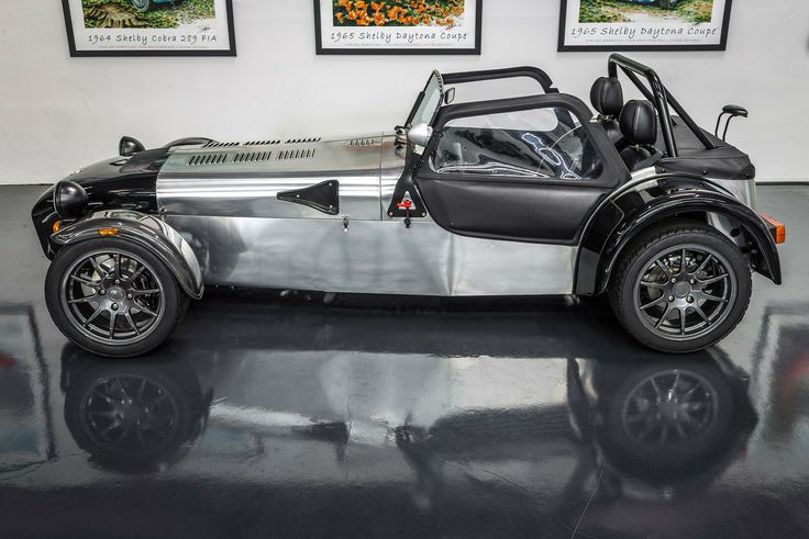 We can show you pictures from every angle of this Caterham Seven 480, but nothing will do it justice other than seeing it in person.