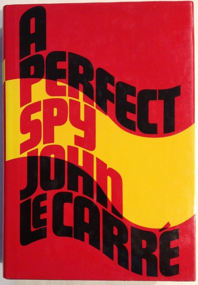 A Perfect Spy by John Le Carré (1986 - Hardcover) 1st Ed George Smiley Series