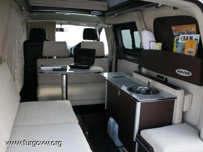 nv200 japan wohnmobil pinterest campers. Black Bedroom Furniture Sets. Home Design Ideas