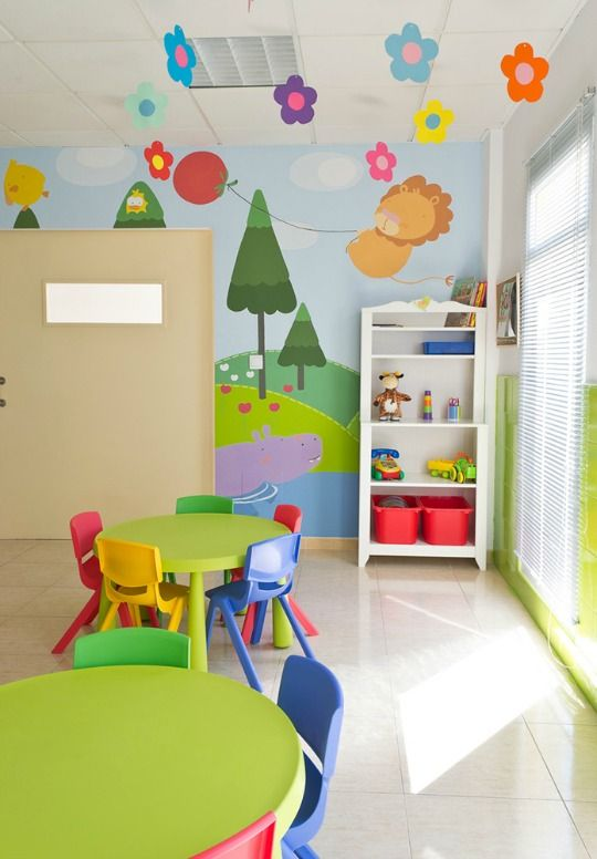 1000 images about decoraciones on pinterest trees - Murales para ninos ...